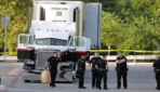 10  migrantes muertos encontrados en remolque sofocante en San Antonio